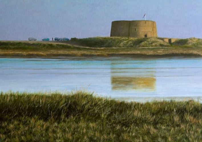 Martello Tower – Slaughden Quay