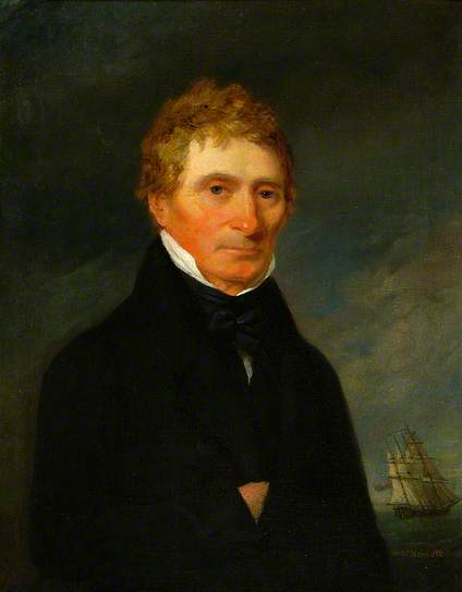Captain Richard Hall Gower (1768–1833)
