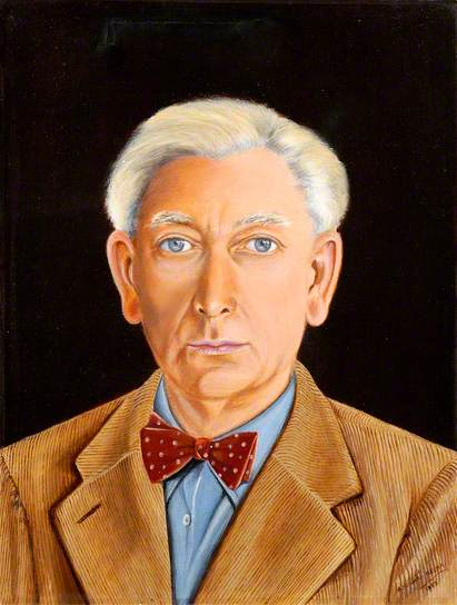 Arthur Howard Beere (Self Portrait)