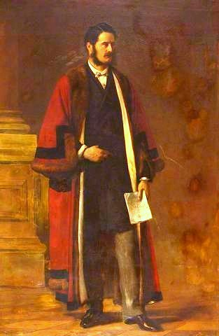 John Patteson Cobbold, mayor of Ipswich