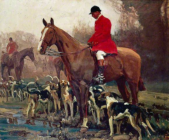The Huntsman and Hounds