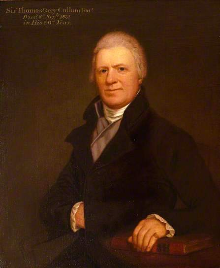 Sir Thomas Gery Cullum (1741–1831)