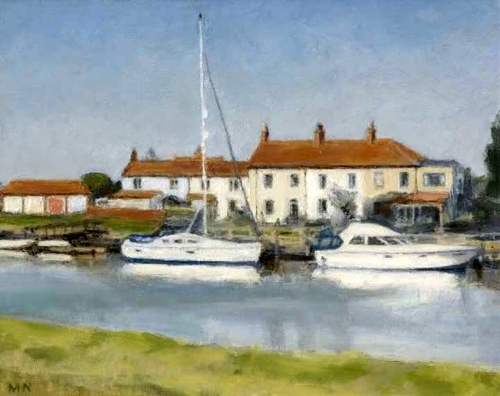 Boats & Cottages, Blackshore