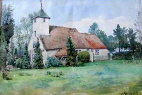 The Old Church, Layer Breton