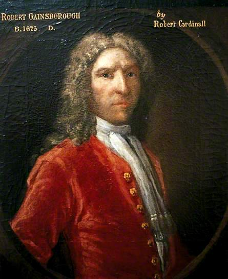Robert Gainsborough (born1673)