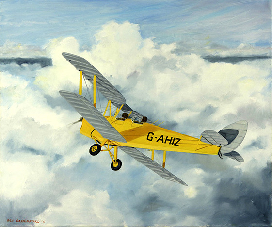 The Purest Form of Freedom - Tiger Moth