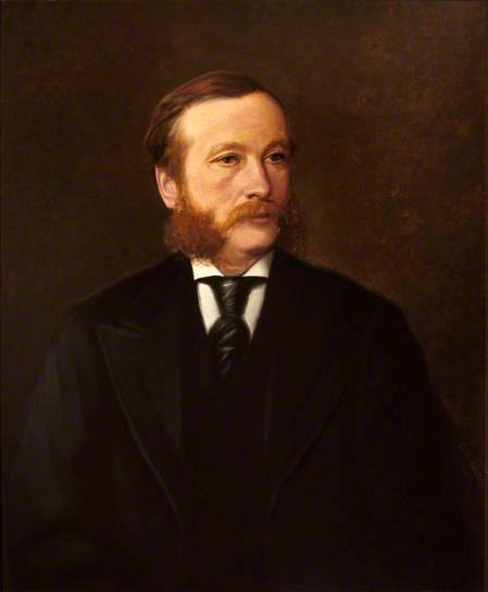 Sir William Hart Dyke (1837–1931), 7th Bt