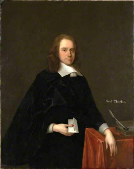 John Thurloe (1616–1668), Secretary to Oliver Cromwell and Secretary of State