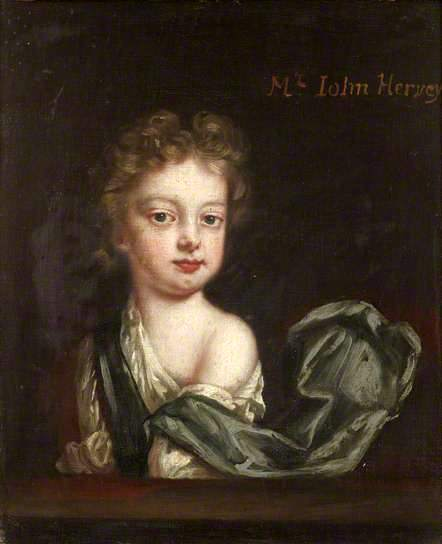 Lord John Hervey (1696–1743), 2nd Baron Hervey of Ickworth, PC, MP, as a Child