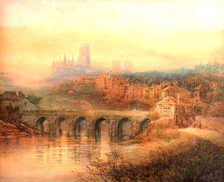 A View of Durham Cathedral