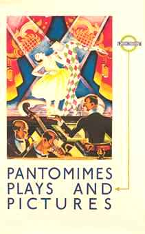 Pantomimes, Plays and Pictures