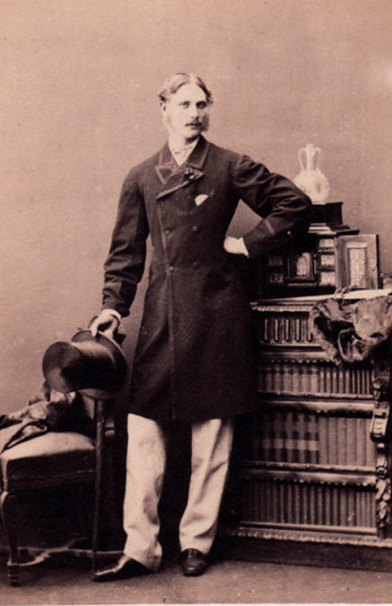 Willoughby Merrick Campbell Burrell, Lord Gwyder
