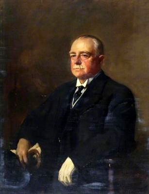 Arthur Churchman - Lord Woodbridge