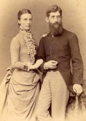 Charles & Clara Colchester