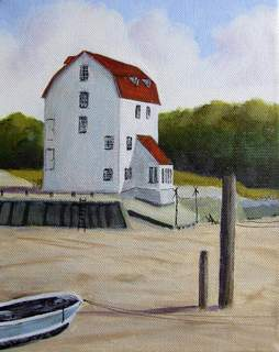 Woodbridge Tide Mill