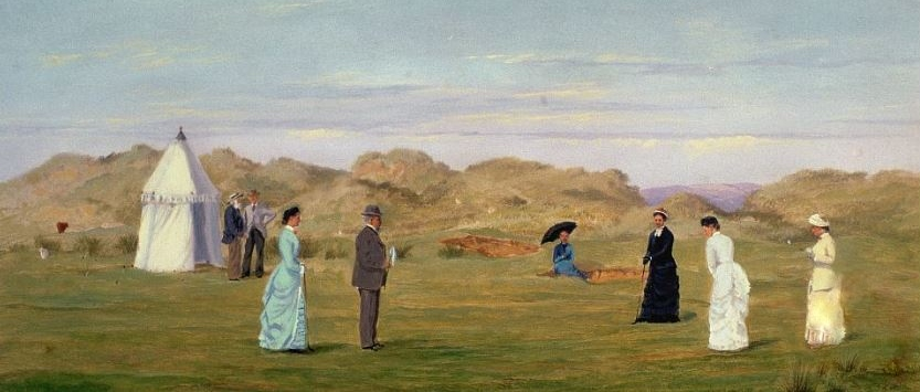 Ladies Match at Westward Hoe