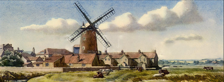 Cley, near Holt, Norfolk