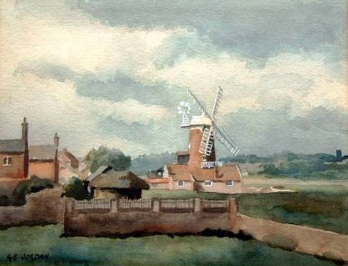 Cley Mill, Norfolk