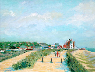 Fort Green, Southwold