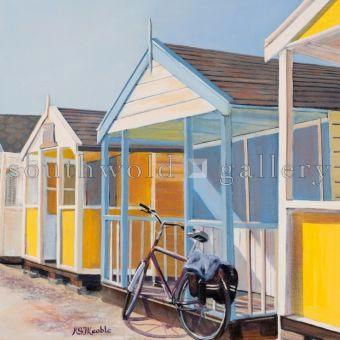 Early Morning Visit, Southwold