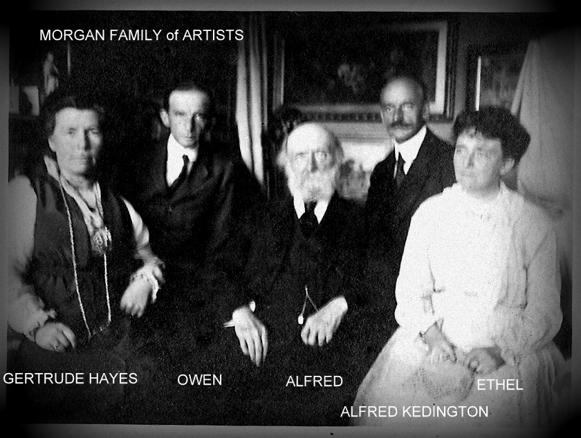 Morgan Family of Artists