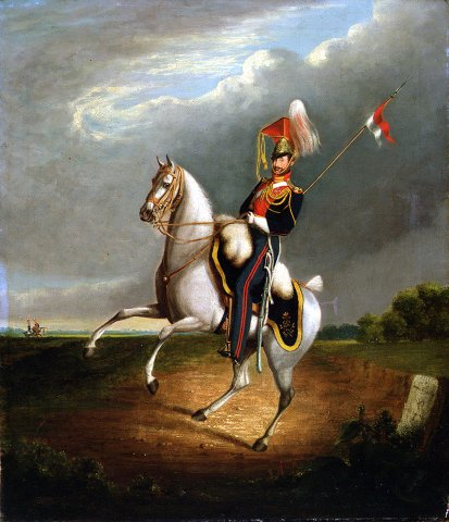 Mounted Trooper, 9th Lancers