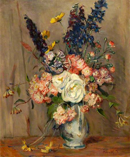A Jug of Summer Flowers