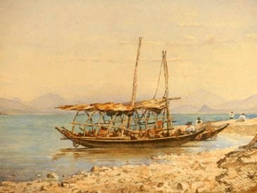 Turkish Fishing Boats
