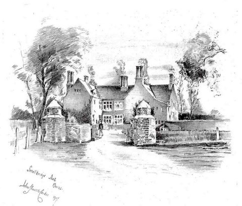Smallbridge Hall, Bures