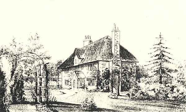 The Old Rectory, Pettaugh