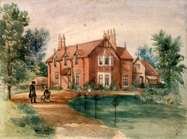 The Rectory, Pettaugh