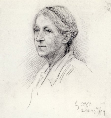 Ellen Mary Rope