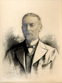 William Grey, 9th Earl of Stamford 1850-1910