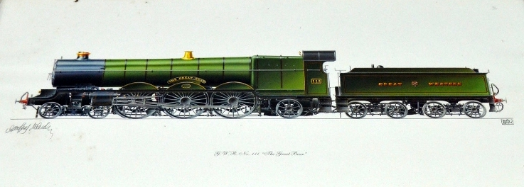 GWR No. 111 'The Great Bear'