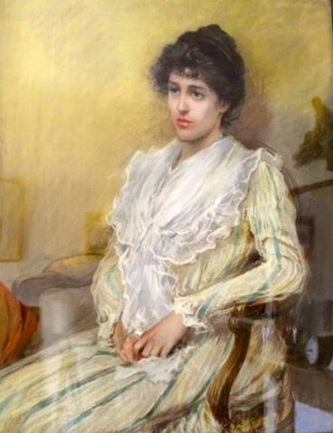 Amy Louisa Eyre 1879-1949