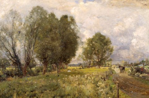 In the Country of Constable