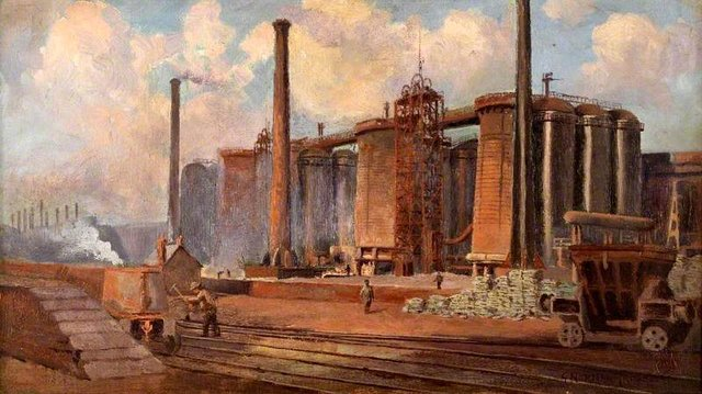 Ayresome Ironworks, Middlesbrough, Tees Valley