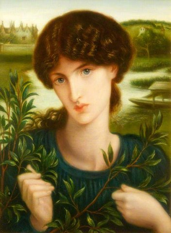 Water Willow (after Dante Gabriel Rossetti)