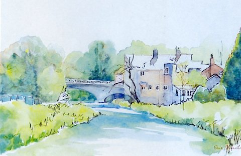 House by the Bridge, Ballingdon