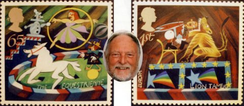 Designs for two Commemorative Stamps
