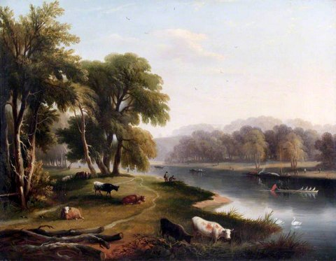 View of Twickenham, Middlesex
