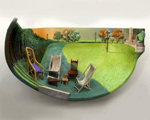 Suffolk Artists - HASTE, David Bryan