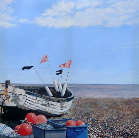The Flags Are Out, Aldeburgh
