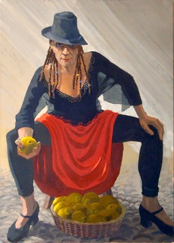 The Lemon Seller