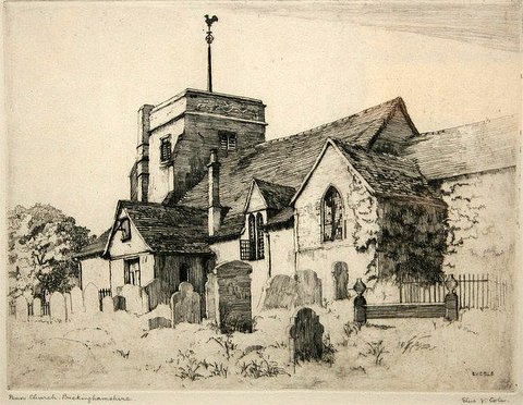 Penn Church, Buckinghamshire
