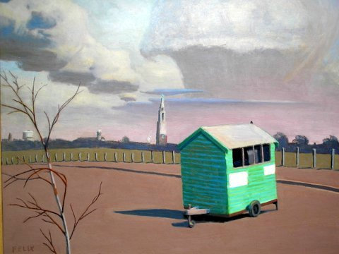 The Green Hut, Holbrook