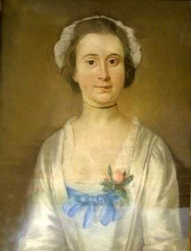 Mrs John Smith, nee Mary Alston 1731-1768