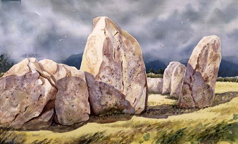 Stones of Castlerigg, Cumbria