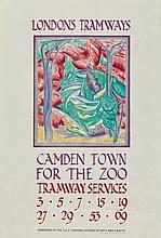 Camden Town for the Zoo, London's Tramways