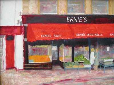 Ernie's Greengrocers, Sea Road, Galway